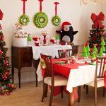 Χρώματα και ιδέες για χριστουγεννιάτικα παιδικά πάρτυ