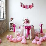 Διακόσμηση παιδικού πάρτυ με μπαλόνια