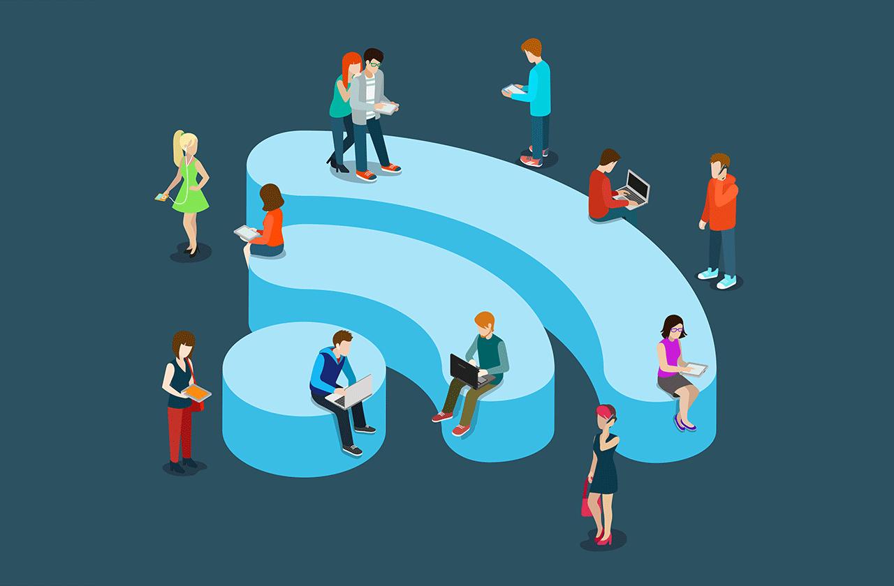 εγκατασταση δικτυων